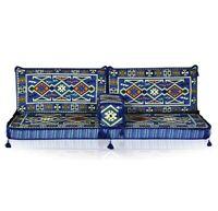 Turkish Ottoman Cushion Sofa Oriental Corner Lounge Couch Pillows Cover Kilim 4