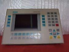 Siemens OPERATOR PANEL OP 25/A  6AV3525-1EA01-0AX0  OP25   6AV3 525-1EA01-0AX0