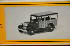 HO Wheel Works 1932 Ford Station Wagon Kit 96-130