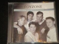 CD de musique pop rock boyzone