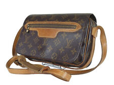 LOUIS VUITTON Saint Germain Monogram Canvas Crossbody Shoulder Bag LS2841