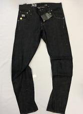 G-Star Arc 3D Low Slim Fit Jeans Black Mens Size UK W31 L32 *REF101