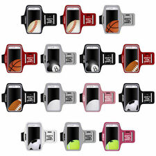 Brassards rouge Head Case Designs pour téléphone mobile et assistant personnel (PDA)
