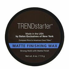 TRENDstarter Matte Finishing Wax 4 Oz.