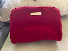 GUCCI Parfums Red Velvet Cosmetic Pouch - Beauty - Brand New