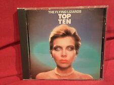 "THE FLYING LIZARDS ""TOP TEN"" 1985 FRANCE CD"