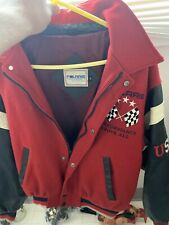 Vintage Polaris Winterwear Performance Above All Wool Varsity Jacket USA Small