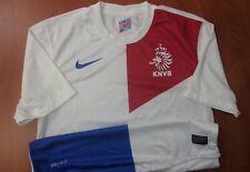 Nike Netherlands Dutch National Team Dri-Fit Performance Soccer Jersey S ~NEW~