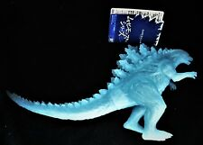 NEW MONSTER PLANET GODZILLA 2017 CLEAR BLU BANDAI PROMO LAST1MINTwTAG USA SELLER