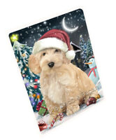 Have a Holly Jolly Cockapoo Dog Christmas Cutting Board C59181