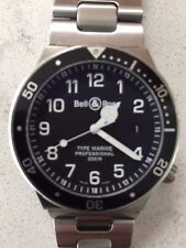 Bell & Ross Type Marine Professional Men's Diver Watch (No reserve)
