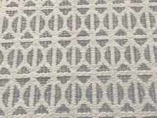 Thibaut Geometric Crypton Upholstery Fabric- Quinlan / Slate 2.20 yd W789103