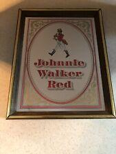 R/étro Johnnie Walker Red Label Mirror