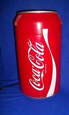 Coca Cola Mini Refrigerator Cooler AC 110V or DC 12V