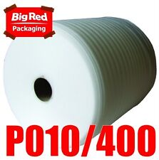 400mm x 100m 1mm Thick Polyfoam Foam Wrap Roll AWESOME