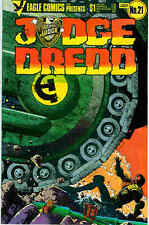 Judge Dredd # 21 (carlos ezquerra) (Eagle Comics estados unidos, 1985)