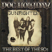 Gunfighter: Best of the 90's by Doc Holliday (CD, Jul-2003, MTM Music Munchen (Germany))