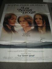 THE BRONTE SISTERS - ISABELLE ADJANI/ISABELLE HUPPERT - 1979
