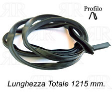 Tecnogas Guarnizione Porta Forno per Vetro Interno Cucina a Gas 1215 mm.