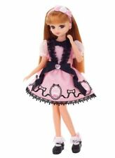 Takara Tomy Licca Chan Doll Rika-chan pink dress From Japan Kawaii