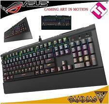 Keyboard Gaming GAMDIAS Hermes 7 Colour Professional Backlit Mechanical Offer