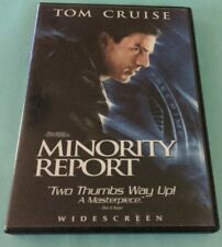 """New listing Minority Report (Dvd, 2002, 2-Disc Set, Widescreen Edition) """"A Masterpiece!"""""""