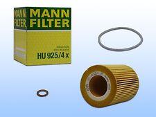 ORIGINALE Uomo & Hummel filtro dell'olio BMW hu925/4x Prezzo Top