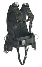 OMS IQ LITE CB Harness - w/ Cummerbund and 6lb Vertical Weight Pockets