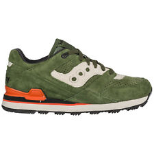 Saucony sneakers men courageous 7016203 logo detail suede shoes trainers