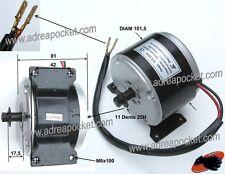 Moteur électrique 24V 250W Trottinette / Pocket Quad