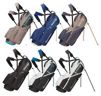 TAYLORMADE FLEXTECH CROSSOVER STAND GOLF BAG MENS - NEW 2021 - PICK COLOR