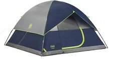 Coleman 1262673 6-Person Dark Room Fast Pitch Sundome Tent