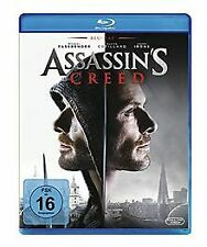 Assassin's Creed [Blu-ray]   DVD   Zustand sehr gut