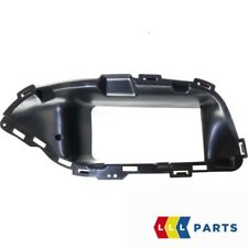 NEW GENUINE MERCEDES MB C63 W205 AMG FRONT BUMPER AIR INTAKE DUCT TRIM LEFT N/S