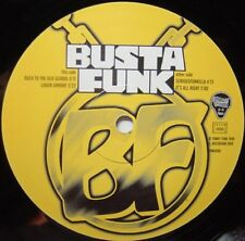 Busta Funk ‎– Back To The Old School - MX-2573