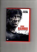 John Rambo - Sylvester Stallone (Uncut) (DVD)