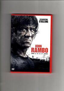 John Rambo - Sylvester Stallone (Uncut) (DVD) DVD r09