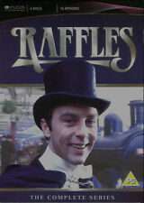 Raffles The Complete Series  Region 2 BRAND NEW, BUT UNSEALED!