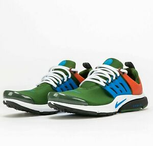 Nike Air Presto Forest Green CT3550-300 Men's Running Shoes Sneakers