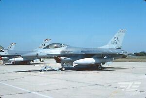 Original slide 83-094 Lockheed F-16 U.S. Air Force, USAF, 1993