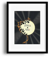 Song Lyrics Art Music Quote Print Poster - Woodstock by Crosby Stills Nash Young