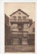 Exeter Mols Coffee House Vintage Postcard 494a