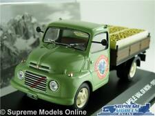 FIAT 615 N MODEL TRUCK 1:43 SCALE IXO 1953 CONSORZIO MELE VAL DI NON LORRY K8