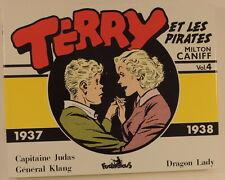 Terry et les Pirates vol 4 1937 938 Milton Caniff Coll Copyright Futuropolis TBE