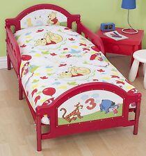 Disney Winnie The Pooh Classic 4in1 Junior Cot Bed Set Duvet Bundle Kids Bedding