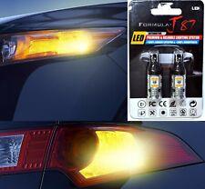 LED Light Canbus Error Free 921 Orange Amber Two Bulbs Back Up Reverse Stock Fit