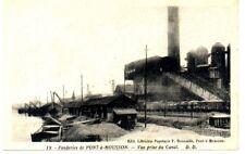 (S-89678) FRANCE - 54 - PONT A MOUSSON CPA