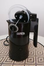 Laspressa Milk Frother Versatile Multi Functional Stylish Black New Unused Boxed