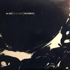 IN GRID • Tu Es Foutu (the Remixes) • Vinile 12 Mix • XR12315
