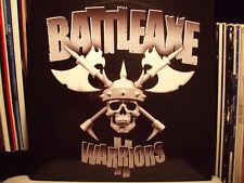 BATTLE AXE WARRIORS II (VINYL 2LP)  2002!!!  RARE!!!  SWOLLEN MEMBERS + LMNO!!!